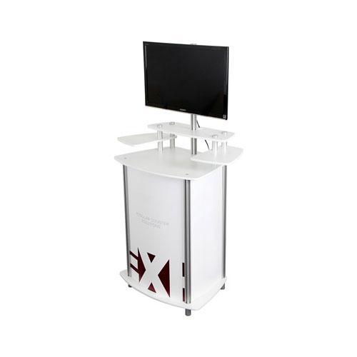 Twist Counter Multimedia Kiosk
