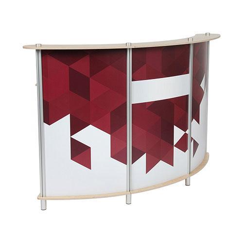 Twist Counter Reception Desk