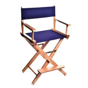 25in star wide director chair