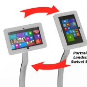 Surface Tablet Stand 1369M Swivel Display