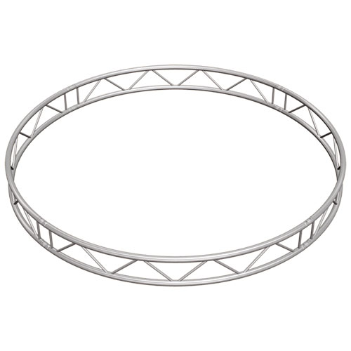 Vertical Flat Truss Circle 9.84 ft C3-V90