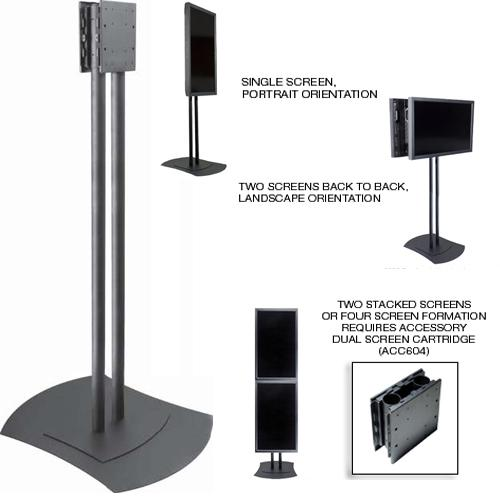 Peerless Flat Panel Display Stand