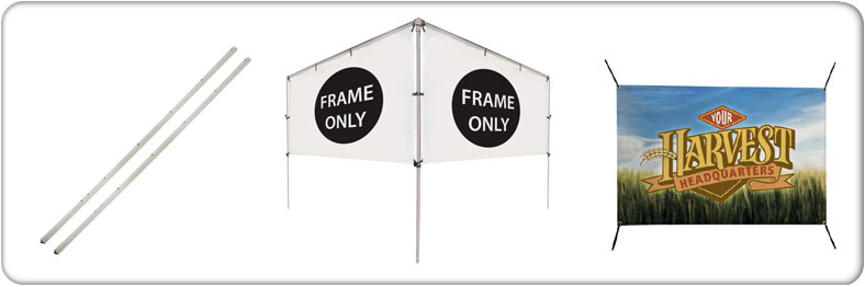 In-Ground Banner Products