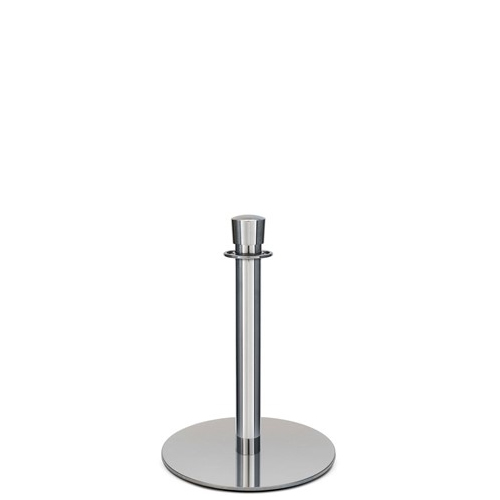 Regal-Exhibit-Stanchion-Post-Polished-Stainless