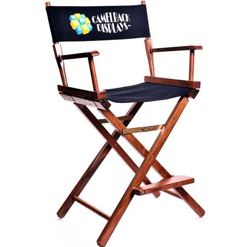 24″ Gold Medal Commercial Director Chair