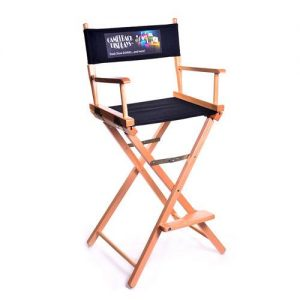 30 inch Gold Medal Commercial Director Chair