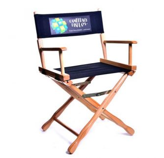 18 inch Gold Medal Classic Director Chair