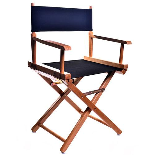 18in Star Director Chair