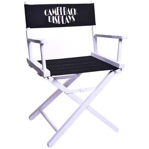 18 inch Gold Medal Contemporary Director Chair