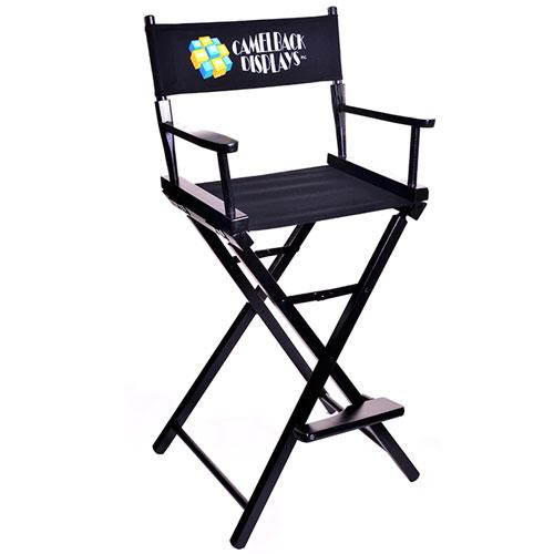 30″ GOLD MEDAL CONTEMPORARY DIRECTOR CHAIR