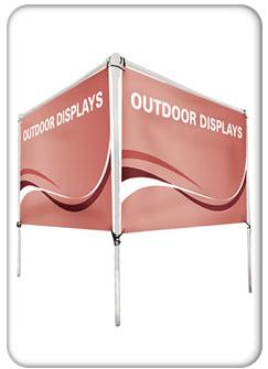 in-ground-banner-frames-V-shape