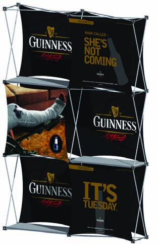 Xpressions SNAP 2x3 Pop-Up Display Kits