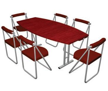 Pack Stuff Arc Conference Table Sets