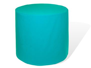 Blank Poly Poplin Barrel Style Cover