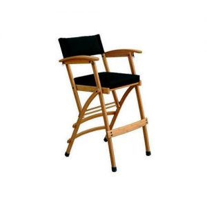 32in Bamboo Director Chair