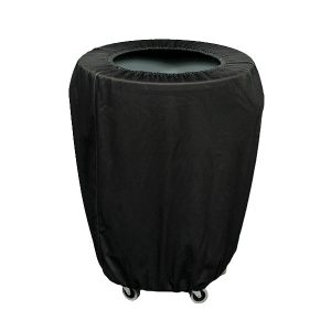 Twill Fabric Trash Can Cover