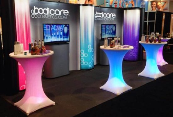 Energy X Pop Up Systems | Pop Up Trade Show Displays | Pop