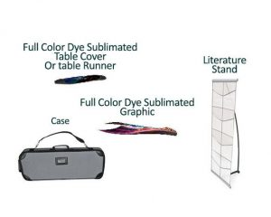 Trade Show Travel Kits Package