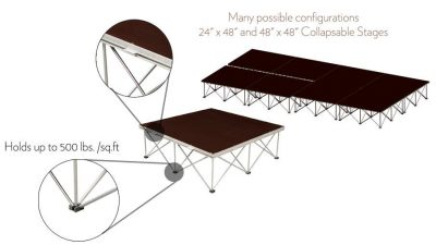 duro deck Configurations