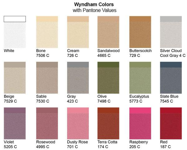 wyndham colors