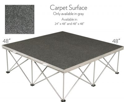 duro deck carpet surface