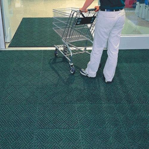 WaterHog Premier Tile, trade show flooring, portable flooring, interlocking flooring, printed flooring, foam floor tiles, exhibit flooring, foam floor tiles