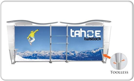 Tahoe Hybrid Twistlock 20FT - ARCH