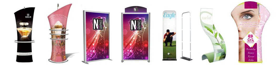 Fabric Exhibition Stand Game : Tension fabric displays tension fabric pop up displays stretch