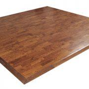 trade show hardwood flooring