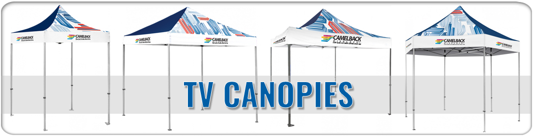 tv canopies