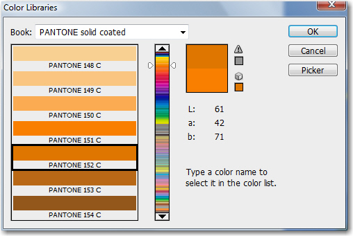 About The Pantone Matching System Camelback Displays