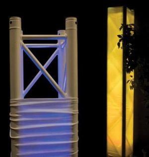 Truss Column Covers