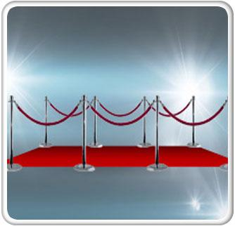 Runway Red Carpet Package