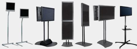 Free Standing Monitor Stands