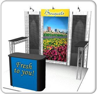 belmont display booth