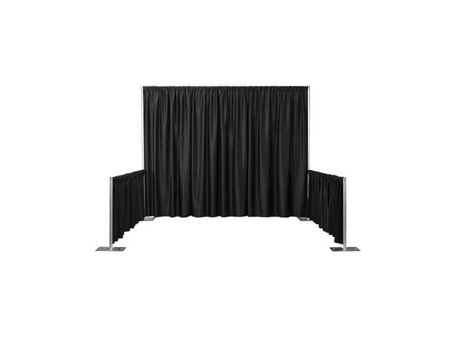 duty x pipe backdrop support kit heavy with steel efavormart dp amazon drape camera base and com weighted photo drapes