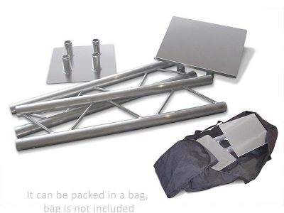 Truss Lecterns collapsible parts