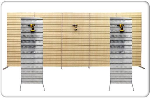 Slatwall And Gridwall Slatwall Panels Amp Accessories