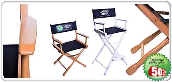 Gold Medal Classic Director Chairs