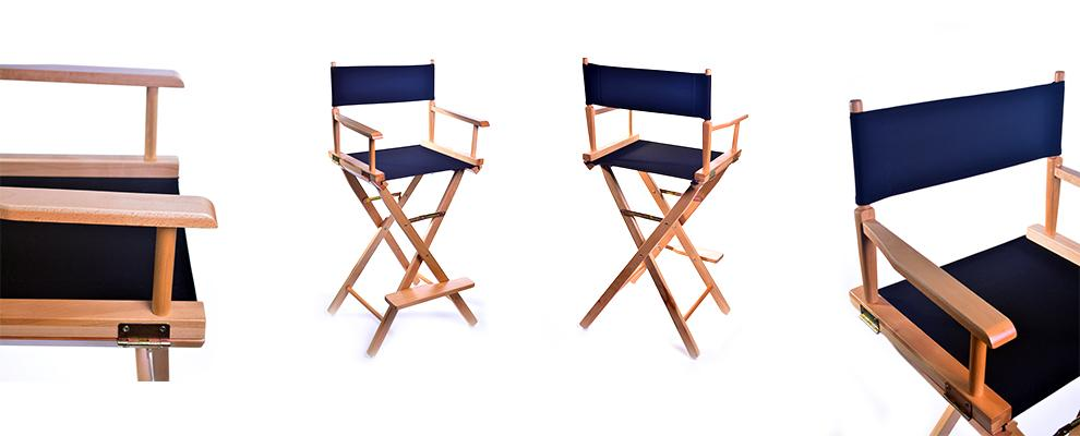 STAR DIRECTOR CHAIRS