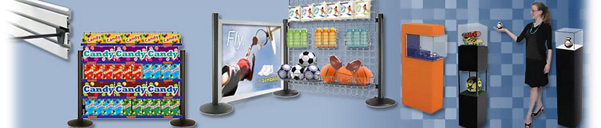 Merchandiser Displays