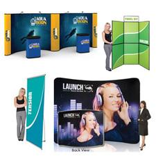 9 types of Trade show displays