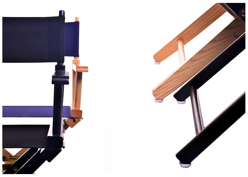 star director chairs engineered similarly to our more expensive chairs for a sturdy design