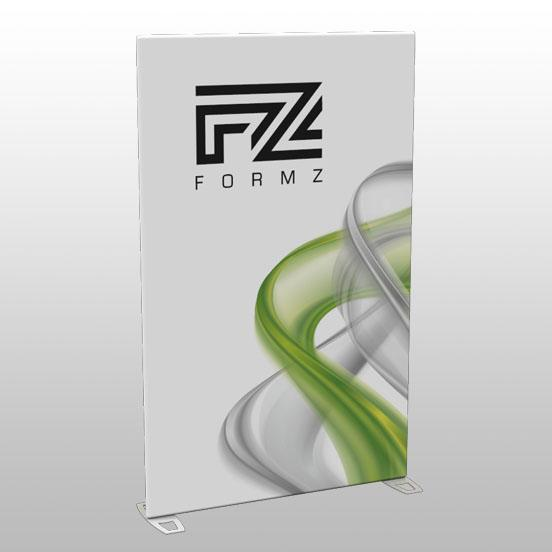Formz Sidewalls Flat Display