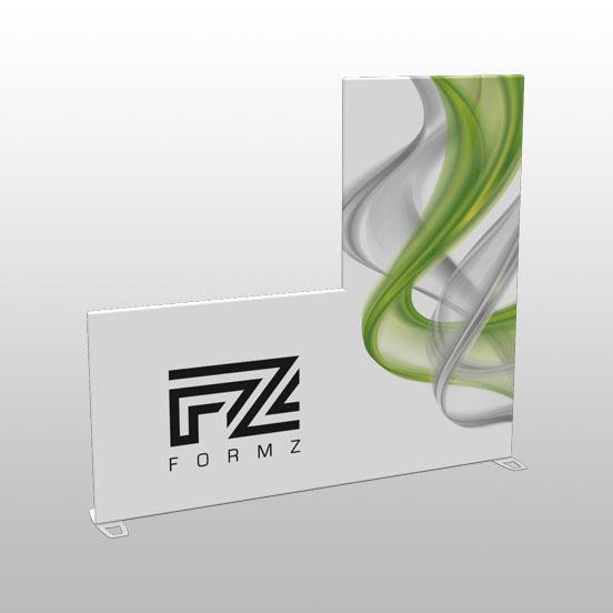 Formz L-Sidewall Display