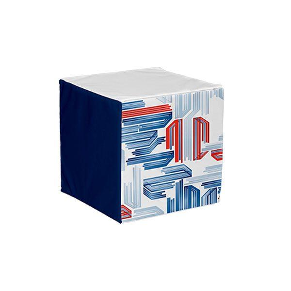 "Portable Trade Show Furniture 12""x12"" Foam Display - Cube"