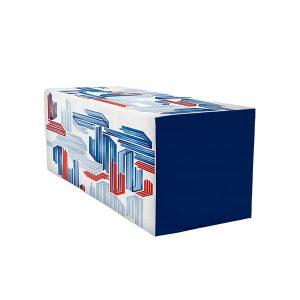 Portable Trade Show Furniture Foam Display - 4'W Lounge