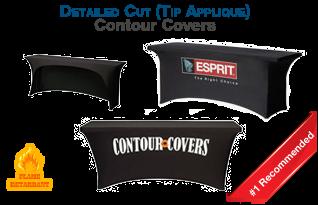 Detailed Cut (Tip Appliqué) Contour Cover