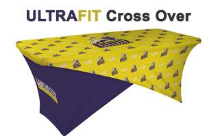 6ft UltraFit Cross Over Table Throw