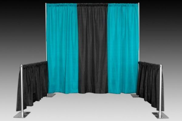 10 Ft. Banjo Cloth Drape Backdrop